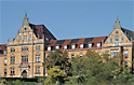 Psychiatrie Hauptgebäude