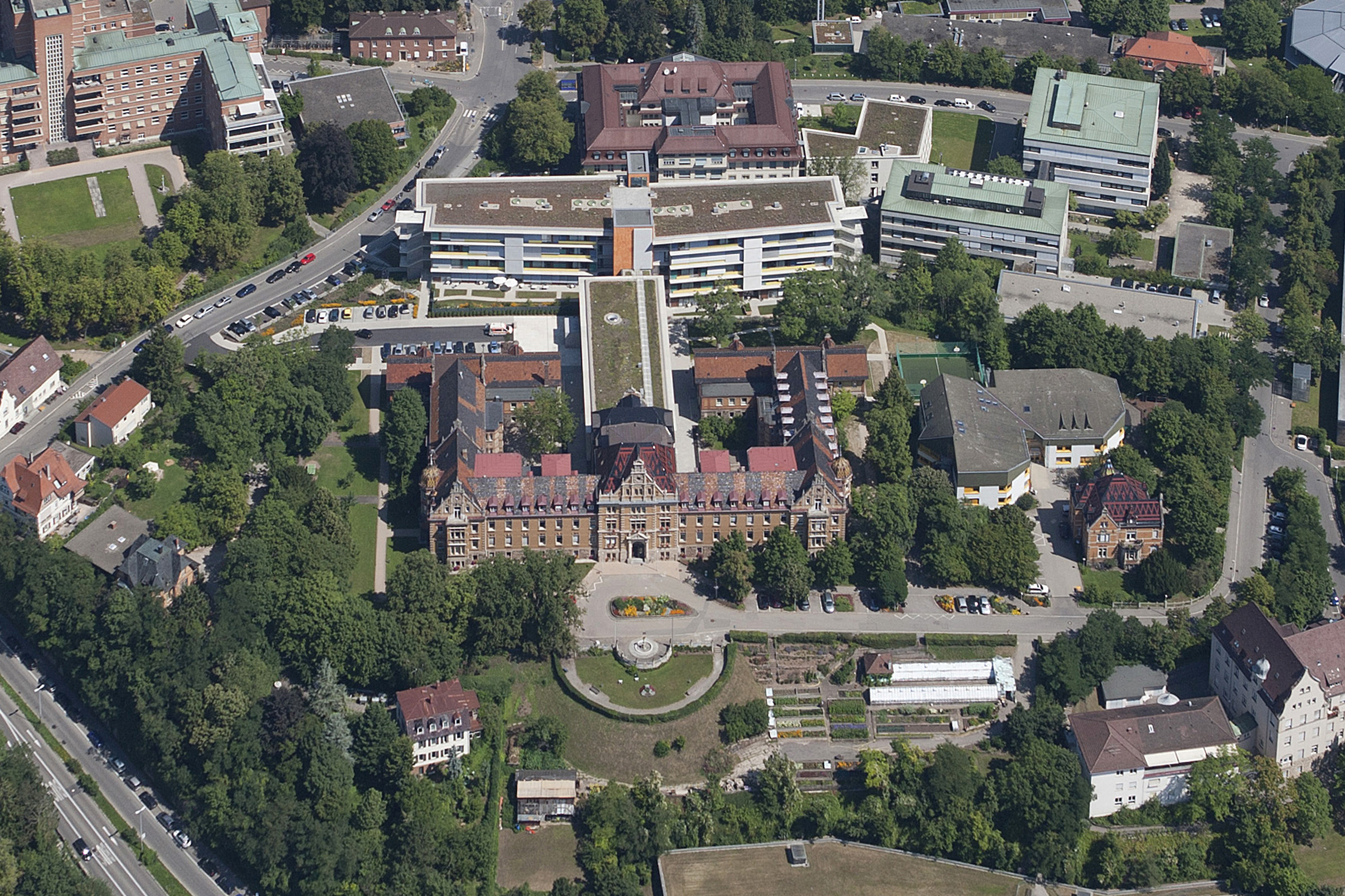 Universitätsklinikum Tübingen 2016 03 24