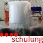 Visual Veranstaltung Sicherer Umgang mit Flüssigstickstoff und Trockeneis