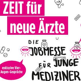 Visual Veranstaltung ZEIT für neue Ärzte
